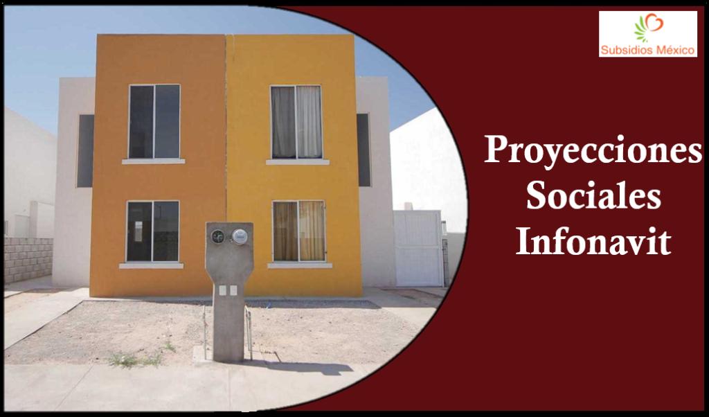 Proyecciones Sociales Infonavit 2020