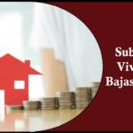 Subsidios Vivienda Bajas Cuotas