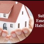 Subsidios Emergencia Habitacional