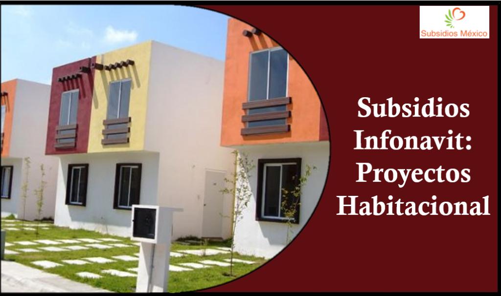 Subsidios Infonavit: Proyectos Habitacionales