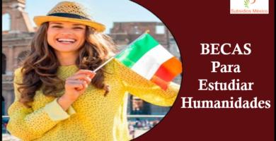 becas para estudiar humanidades